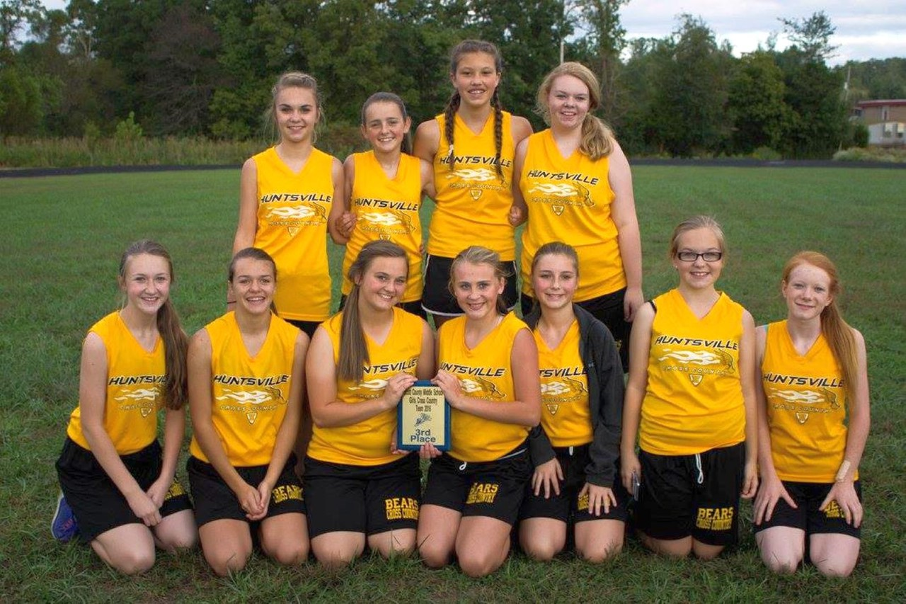 cc girls 3rdplace